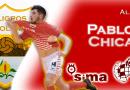 Pablo Chica seguirá una temporada más en SIMA Peligros Fútbol Sala