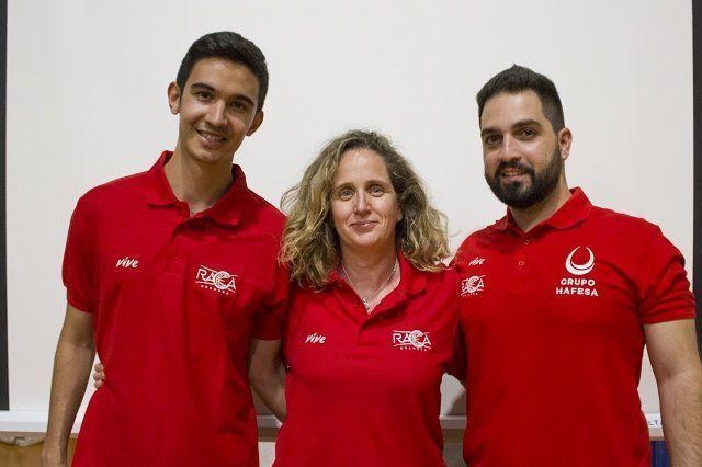 Grupo Hafesa RACA Granada define su cuerpo técnico