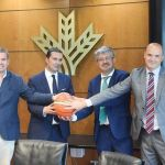 Caja Rural renueva su convenio con la Fundación CB Granada