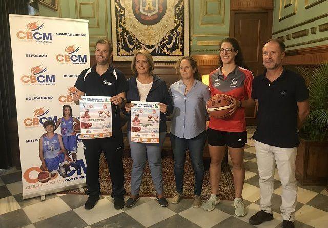 El Hafesa RACA jugará este viernes en Motril para promover el baloncesto femenino en la costa