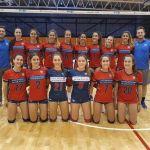 Las chicas del Club Deportivo Universidad de Granada vuelven a sufrir con victoria