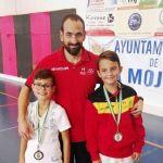 Esgrima de Maracena consigue un oro y tres platas en la Copa de Andalucía