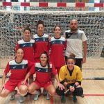 Albolote Futsal femenino impone su fortaleza como visitante en Huelva