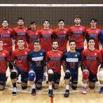 El Club Deportivo Universidad de Granada en voleibol masculino vence a Caravaca en Primera Nacional