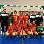 Albolote Futsal femenino, implacable en esta jornada como anfitrionas