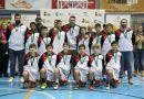 La Selección de Minibasket Masculino finaliza en la sexta plaza