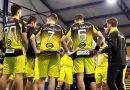 El Club Balonmano Maracena La Esquinita de Javi suma y sigue finalizando el año líder de su grupo