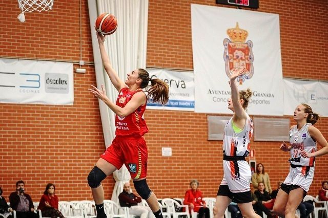 Transportes Rober patrocina el próximo partido del Hafesa RACA Granada en Liga 2 Femenina de baloncesto