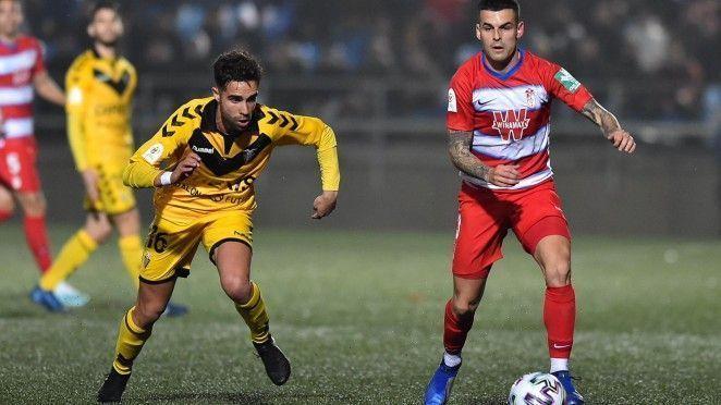 El Granada CF avanza de ronda copera con un esfuerzo extra