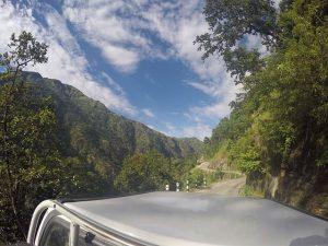 Karnali itinerario por Nepal