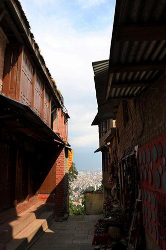 Swayambhunath Granadino Errante