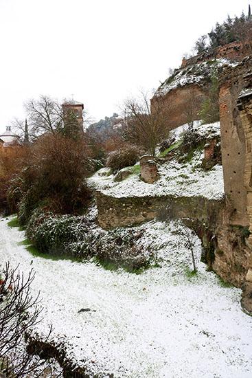 nieve en Granada 4