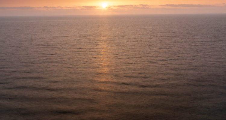 Puesta de sol en Atalaia Portugal