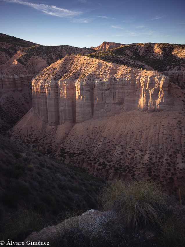 desierto de los coloraos Geoparque
