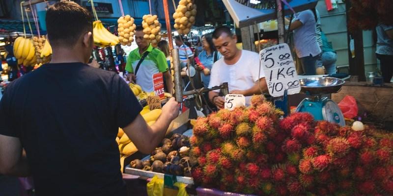 mercado de Kuala Lumpur 1