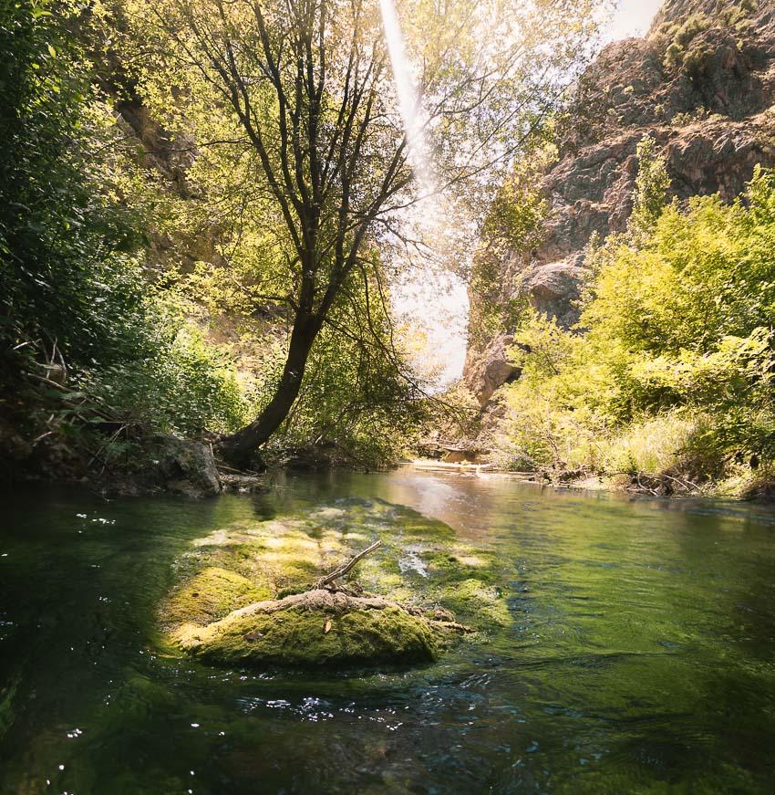 Río Velillos Moclín