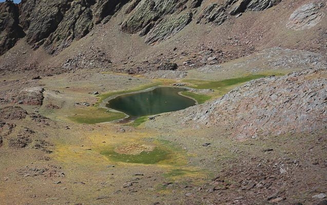 Laguna de Río Seco 1