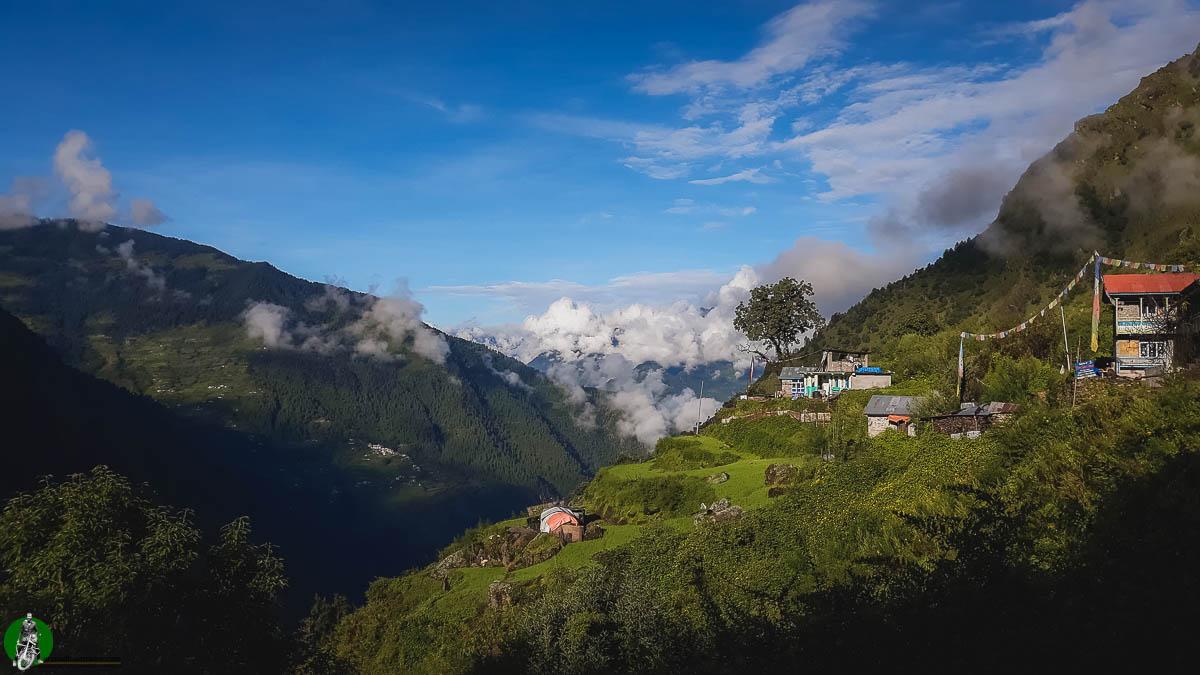 trekking de Langtang Nepal