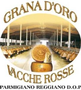 Parmigiano Reggiano DOP delle Vacche Rosse