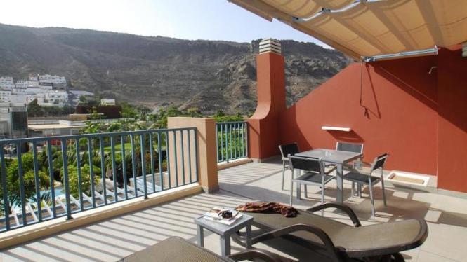 Cordial Mogán Valle Apartments Gran
