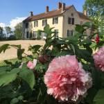 Grand Bouy maison d'hotes et gîtes vue extérieure en été
