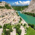 ALPES  : de Sisteron à Laragne