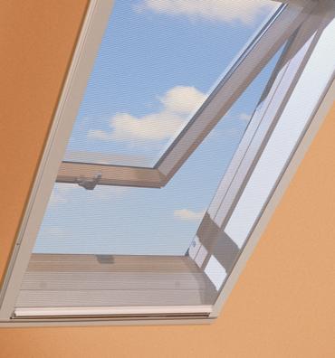 Москитная сетка AMS для мансардных окон FAKRO (550×780 — 1340×980 мм)