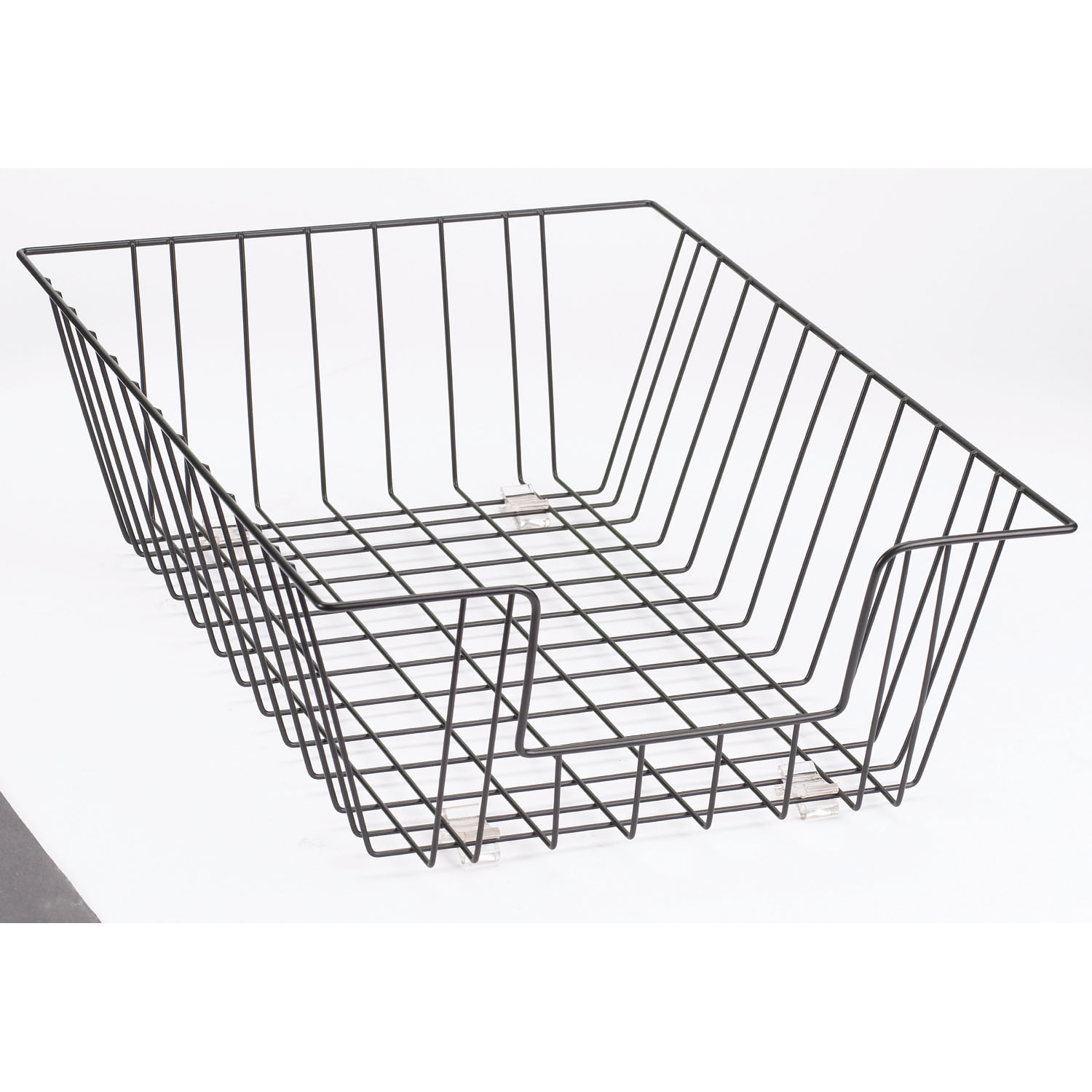 Grand Amp Toy Black Legal Size Wire Desk Tray