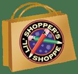 Lil' Shopper's Shoppe logo