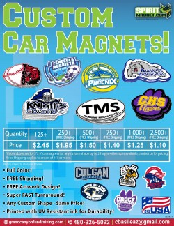 Spirit Magnets
