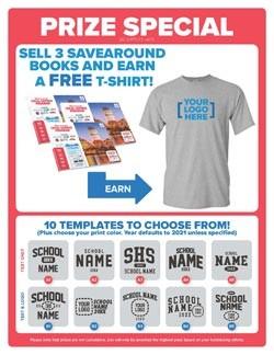 T-Shirt Prize Program