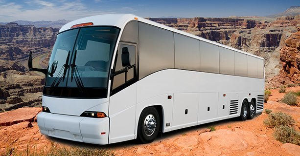 GRAND CANYON WEST BUS