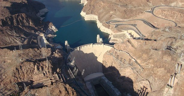 AIR & HOOVER DAM BUS TOUR