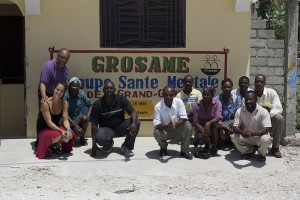 Development of an informal network of community mental health services for victims of child abuse provided by community-based caregivers in Haiti