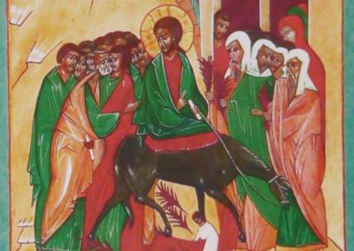 Wir ziehen hinauf nach Jerusalem – Ein ökumenischer Weg durch die Karwoche auf Ostern hin