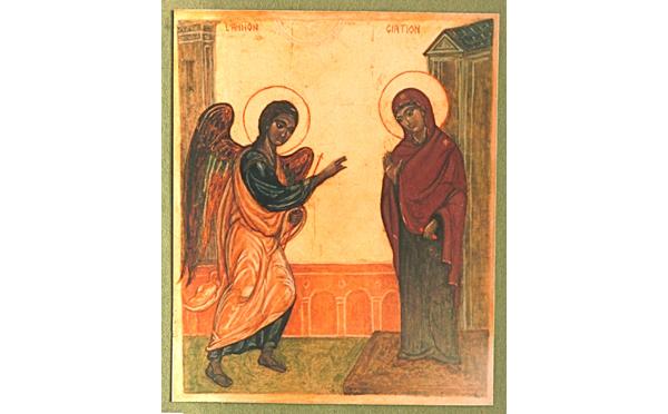 Homélie par le pasteur Jean-Philippe Calame pour la fête d'Annonciation