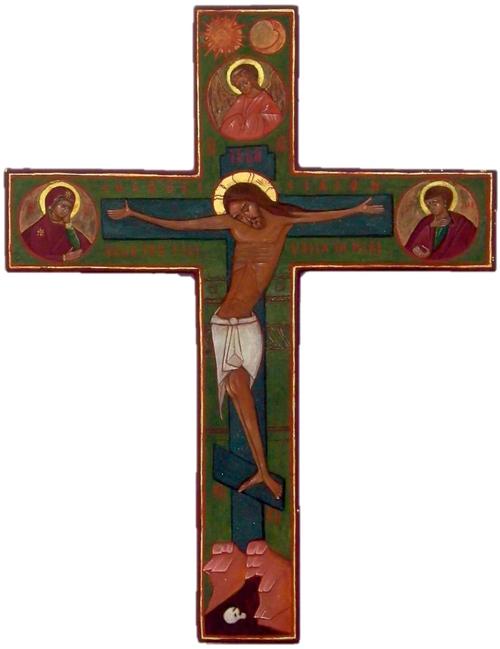 icône Croix