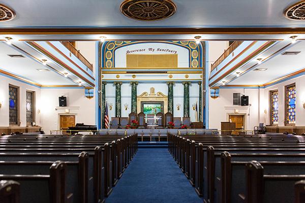 Grand Concourse SDA Church Contact Us