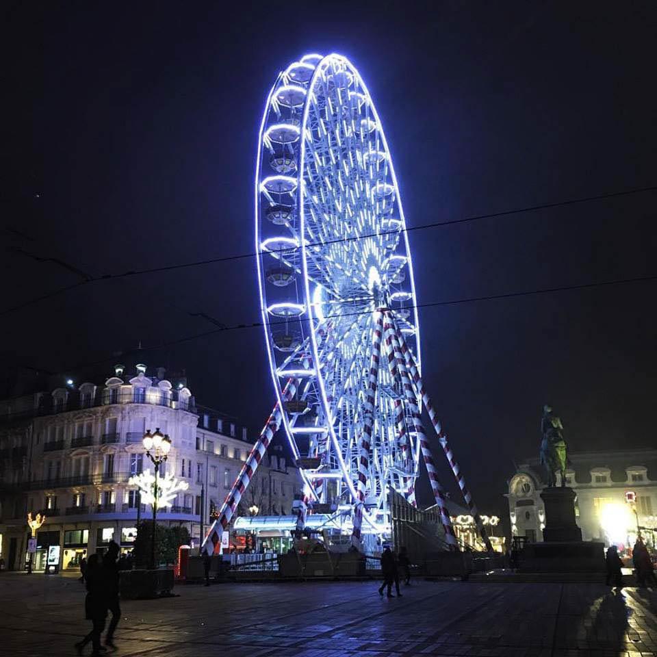 Location de Grandes Roues Villette