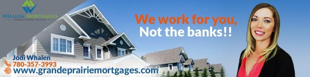 Whalen Mortgages Grande Prairie
