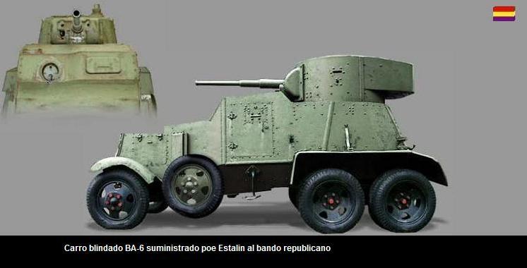 BA-6 Ruso