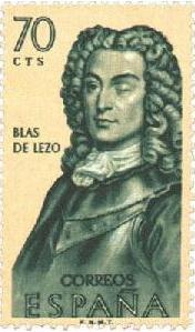 SELLO DE BLAS DE LEZO