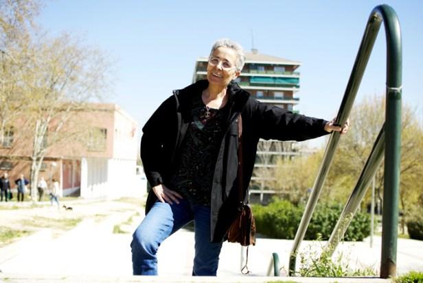 María del Mar Jiménez lucha por todas las mujeres