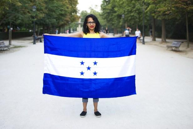 Nanci Barrera y su madre dejaron Honduras para buscar una vida mejor