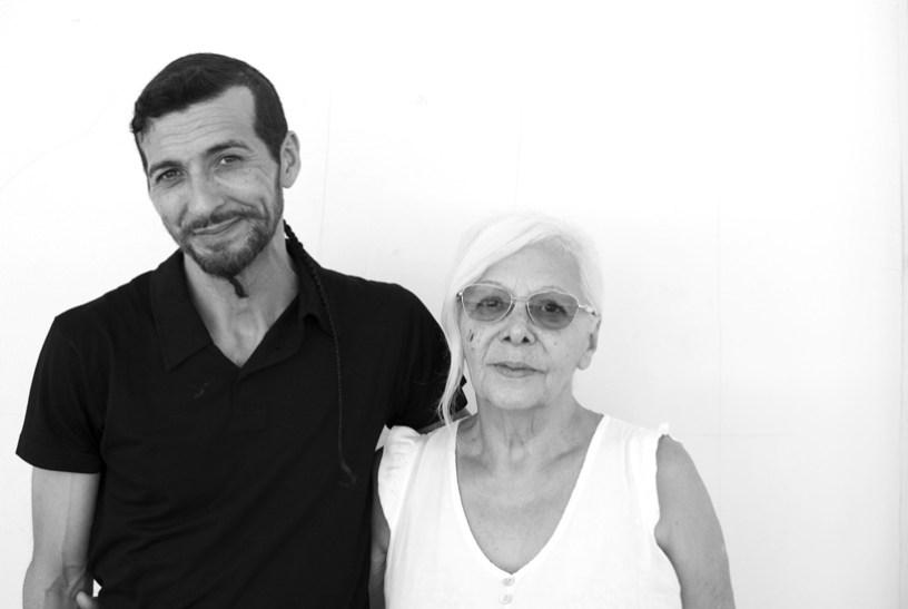 Sonia y Dani son madre e hijo en situación de sin hogar