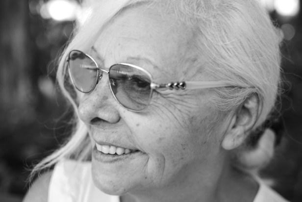 Sonia era maquilladora y peluquera en Argentina
