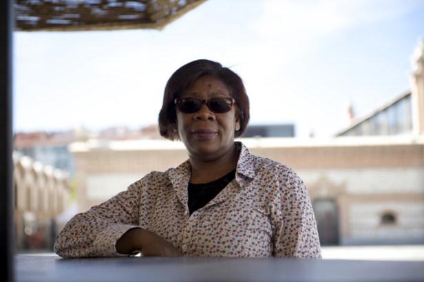 Amalia Caballero lucha por los derechos en el trabajo de hogar y cuidados
