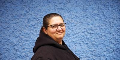 Matilde Manzano Salazar es una mujer gitana