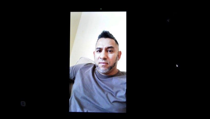 A Anyelo Osmar Díaz López le mataron a su abuela y a su hijo en Colombia