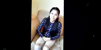 Cecilia Orellana es de El Salvador y vive en situación de pobreza